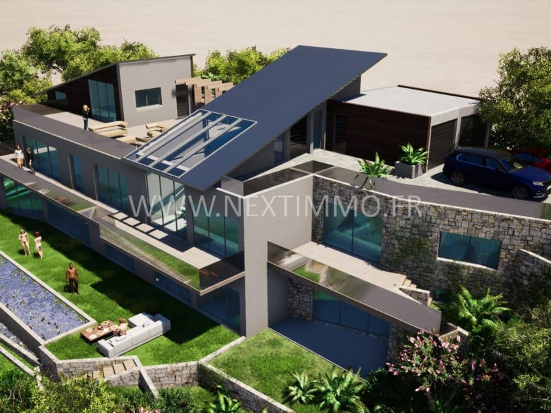 Deluxe sale house / villa Èze 1920000€ - Picture 7