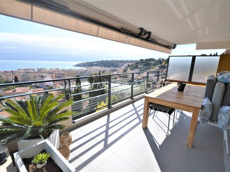 Sale apartment Roquebrune-cap-martin 700 000€ - Picture 1