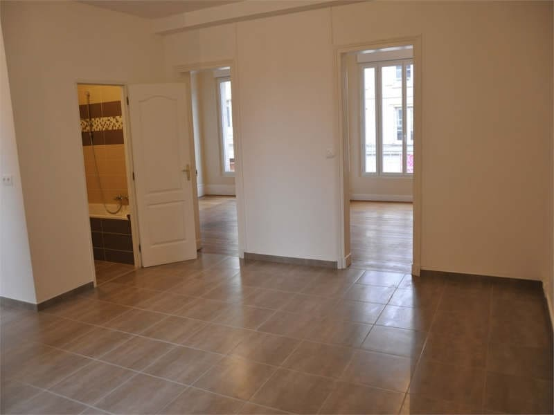 Rental apartment Soissons 618€ CC - Picture 1