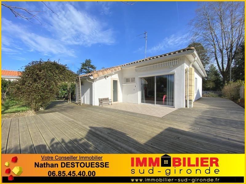 Sale house / villa Podensac 249100€ - Picture 1