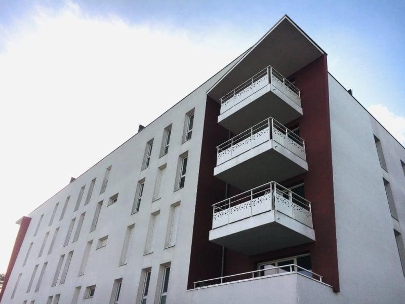 Rental apartment Nantes 561,18€ CC - Picture 1