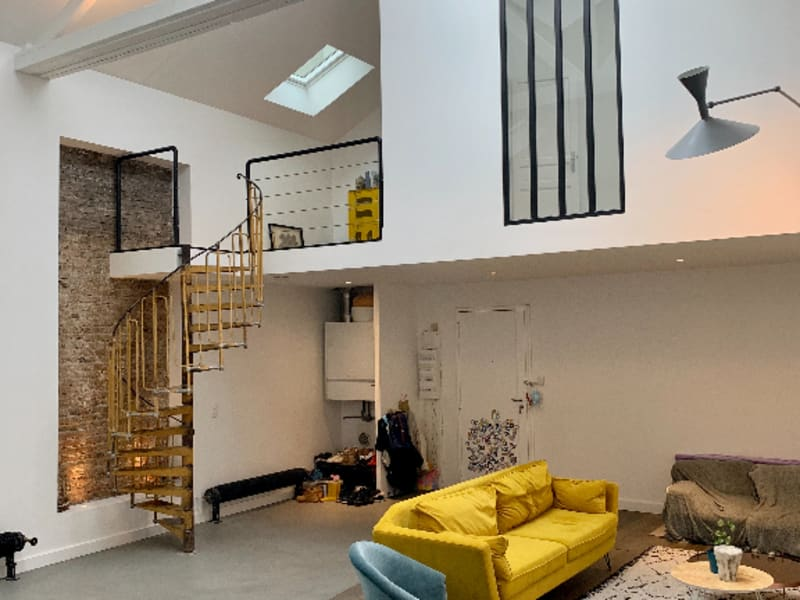 Deluxe sale loft/workshop/open plan Montreuil 1 100 000€ - Picture 1