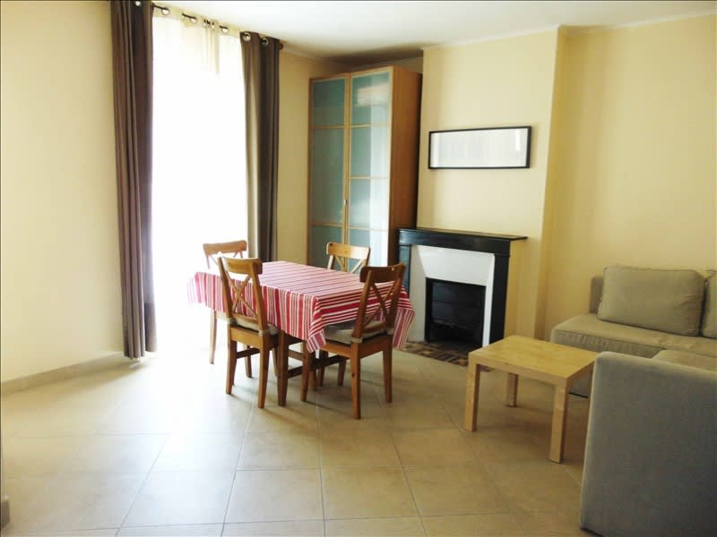 Rental apartment La plaine st denis 680€ CC - Picture 1