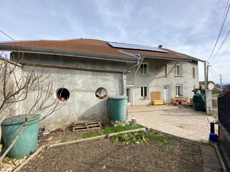 Sale house / villa Le grand lemps 263000€ - Picture 1
