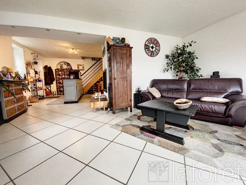 Sale house / villa Le grand lemps 263000€ - Picture 2