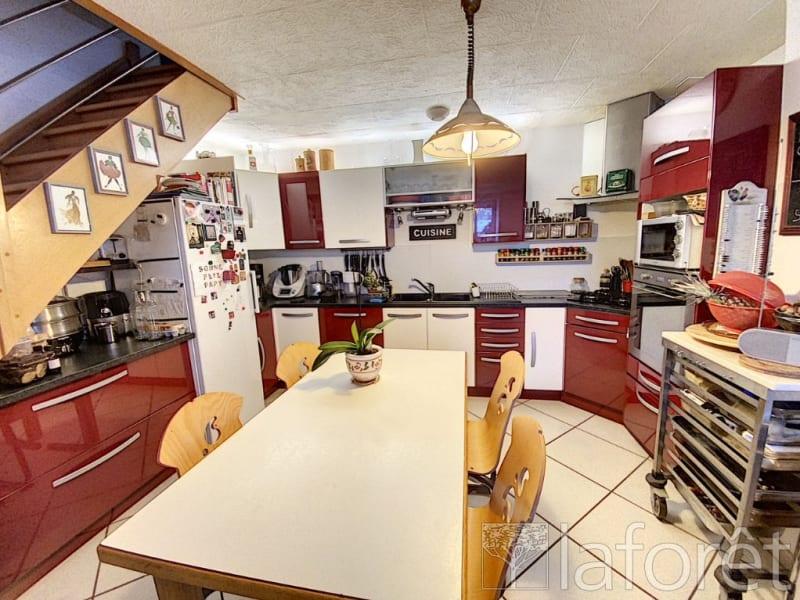 Sale house / villa Le grand lemps 263000€ - Picture 4