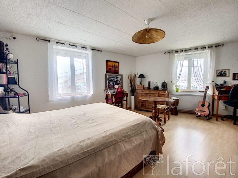 Sale house / villa Le grand lemps 263000€ - Picture 8