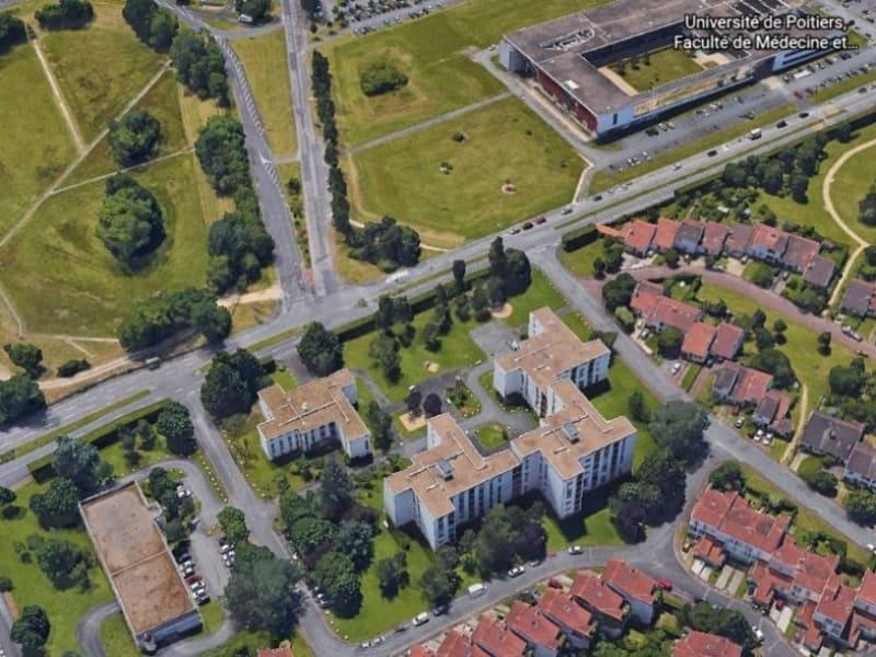 Vente appartement Poitiers 140980€ - Photo 1