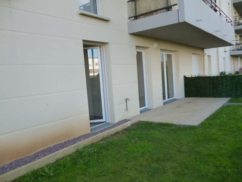 Rental apartment Herouville st clair 728,18€ CC - Picture 3