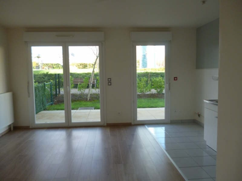 Rental apartment Herouville st clair 728,18€ CC - Picture 4