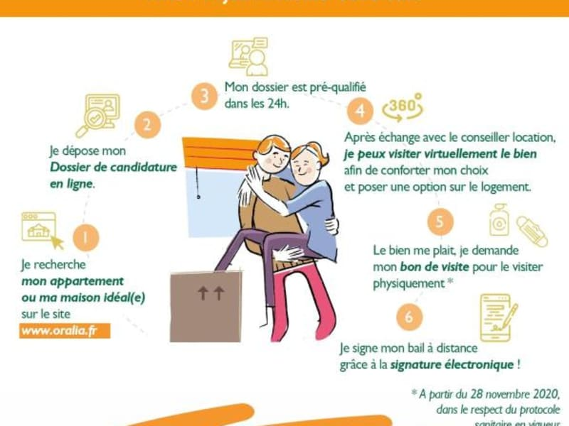 Location appartement Lyon 3ème 1000€ CC - Photo 2