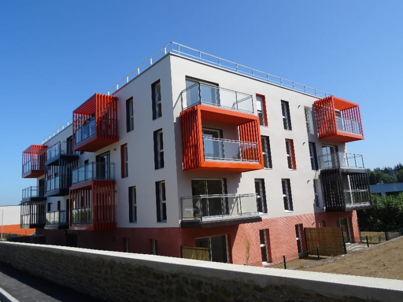 Rental apartment Brest 457€ CC - Picture 1