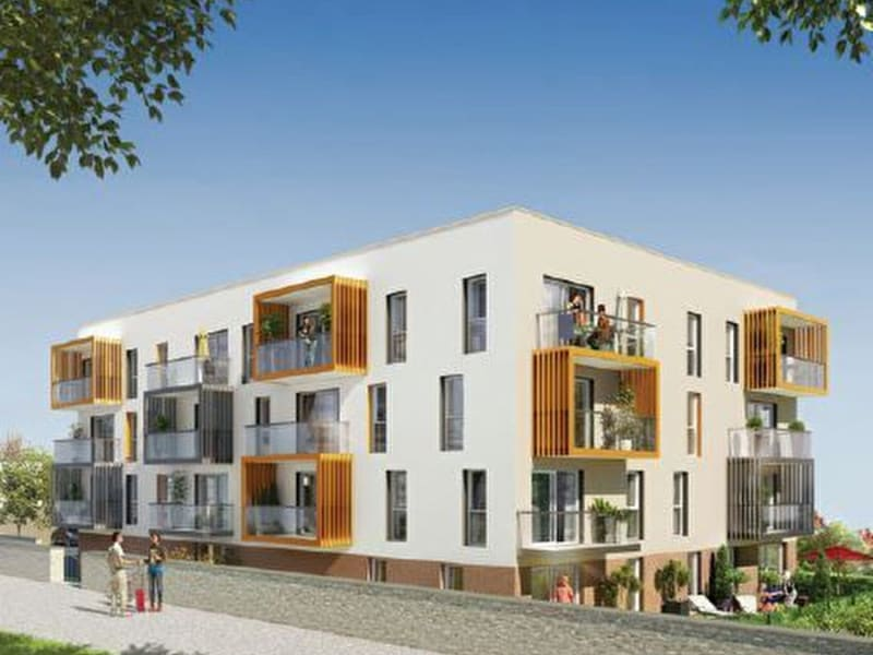 Rental apartment Brest 457€ CC - Picture 6