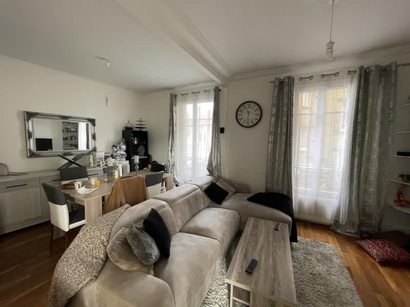 Vente appartement Villejuif 290000€ - Photo 2