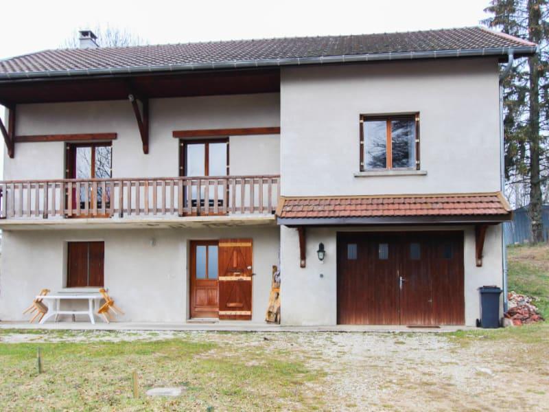 Vente maison / villa Thezillieu 222600€ - Photo 2