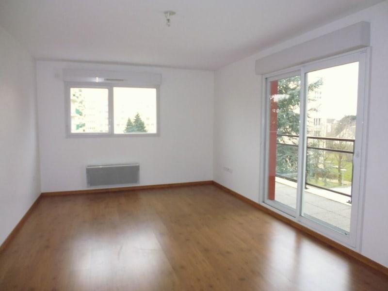 Location appartement Nantes 605,06€ CC - Photo 1
