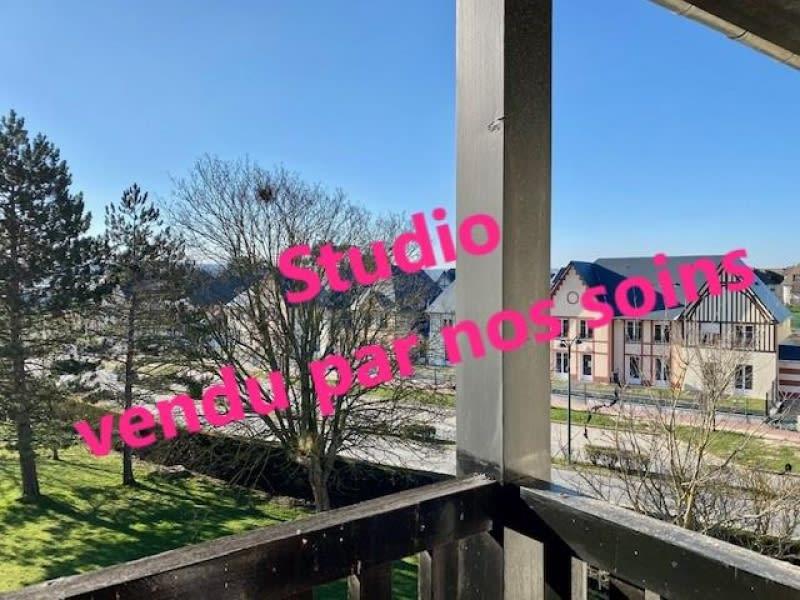 Sale apartment Blonville sur mer 65400€ - Picture 1
