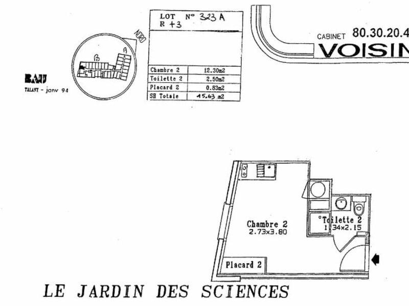 Location appartement Dijon 342€ CC - Photo 8