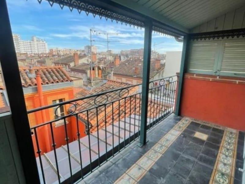 Rental apartment Toulouse 499,86€ CC - Picture 1