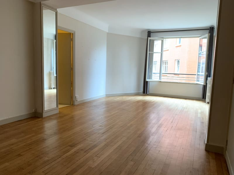 Rental apartment Paris 16ème 1 250€ CC - Picture 2