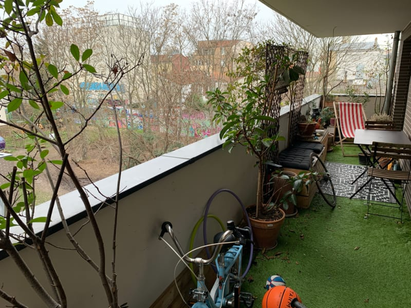 Sale apartment Montreuil 650000€ - Picture 1