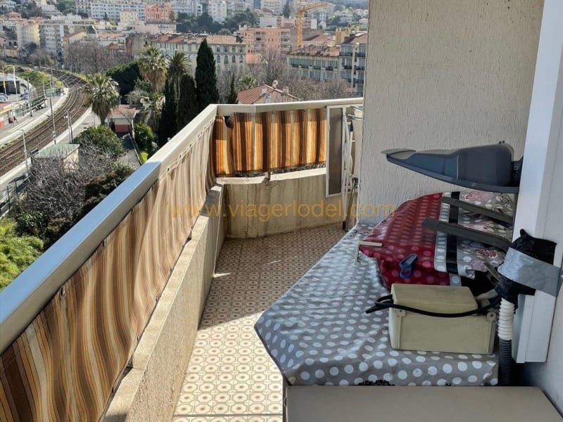 Life annuity apartment Nice 65000€ - Picture 7