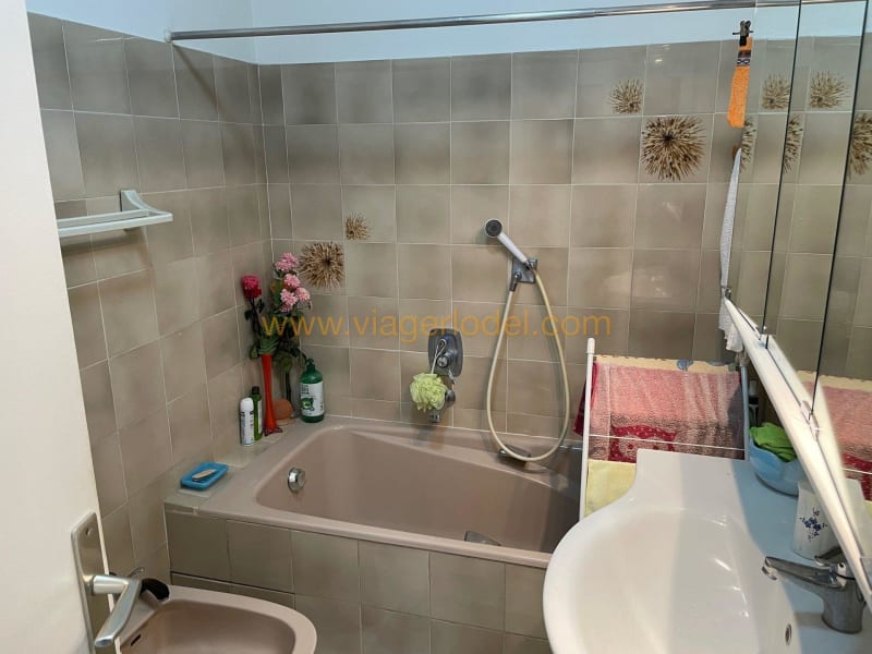 Life annuity apartment Nice 65 000€ - Picture 5