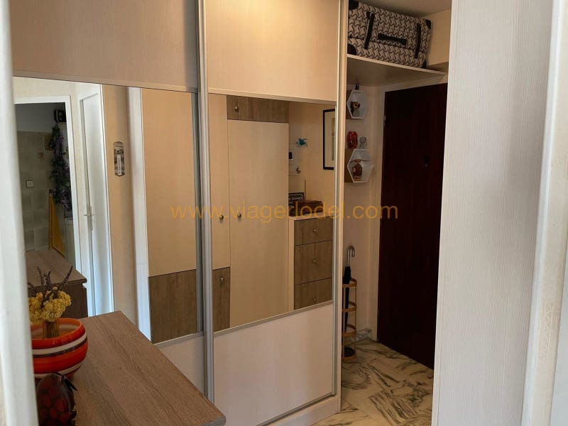 Life annuity apartment Nice 65 000€ - Picture 3