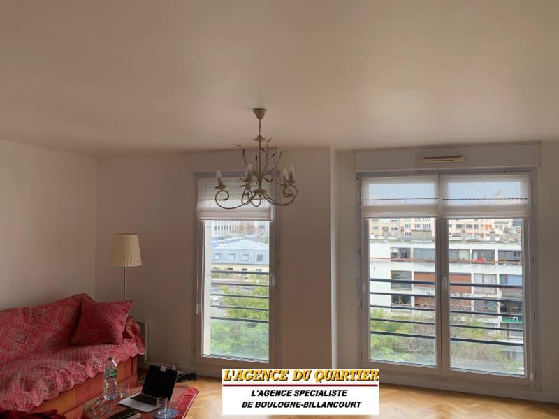 Rental apartment Boulogne billancourt 1727€ CC - Picture 2