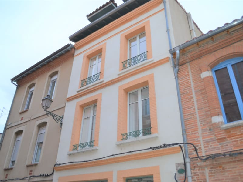 Rental apartment Toulouse 577€ CC - Picture 1
