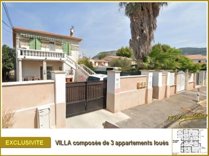 Sale house / villa Toulon 340000€ - Picture 1