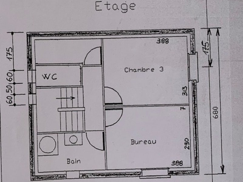 Vente maison / villa Montauban 412000€ - Photo 10