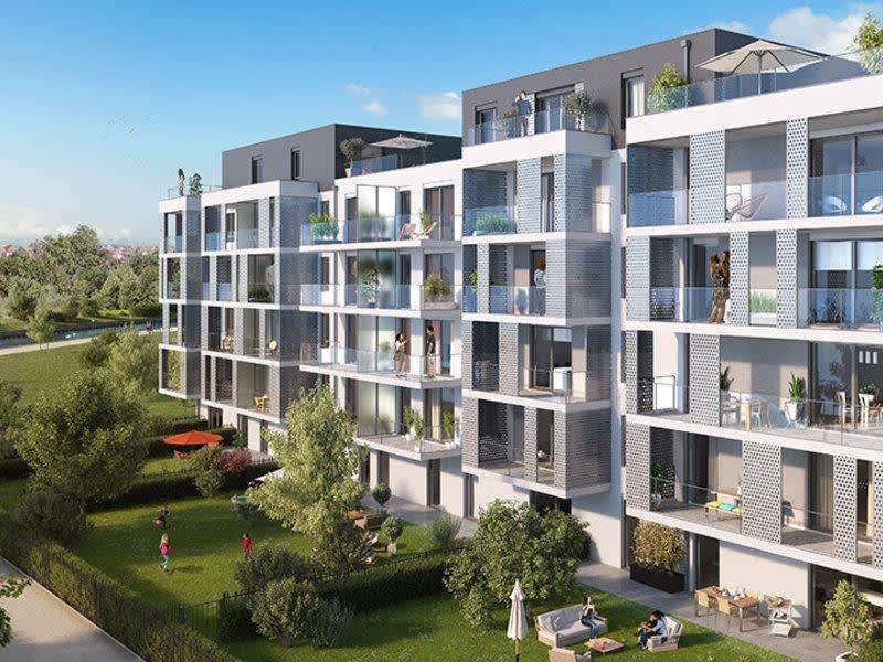 Location appartement Bischheim 827€ CC - Photo 1