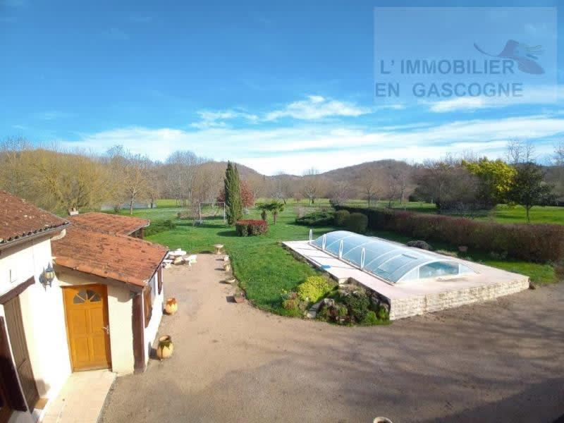 Sale house / villa Mirande 275000€ - Picture 2