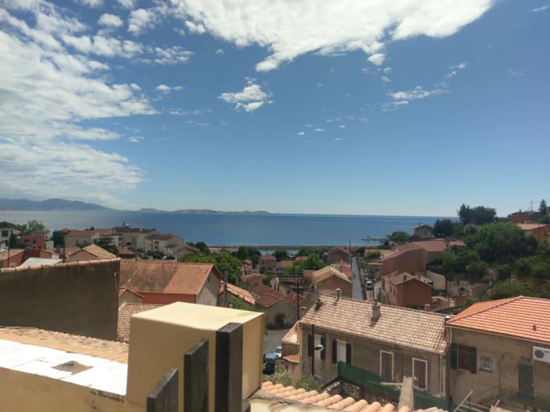 Rental apartment Marseille 16ème 475€ CC - Picture 1
