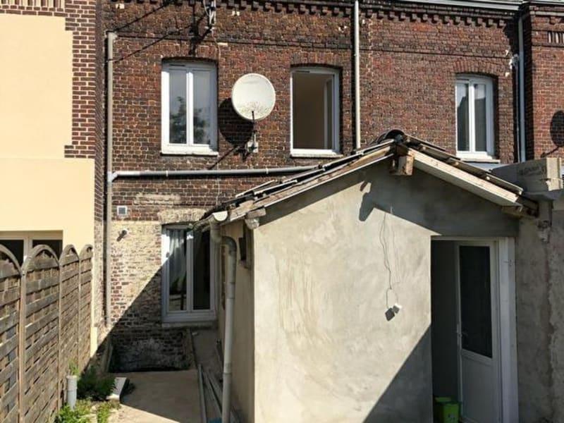 Sale house / villa Le petit quevilly 109000€ - Picture 1