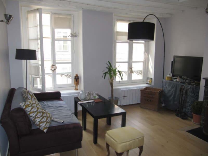 Rental apartment Versailles 1030€ CC - Picture 1