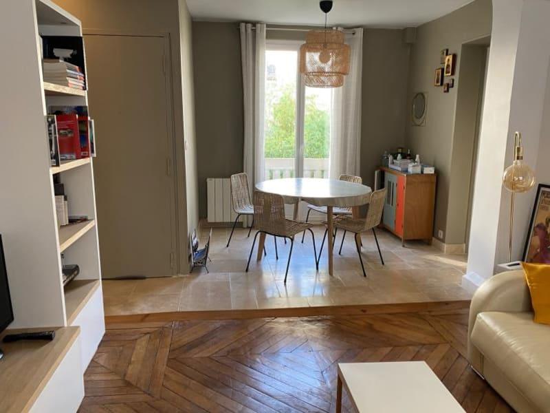 Sale apartment Issy les moulineaux 447000€ - Picture 1