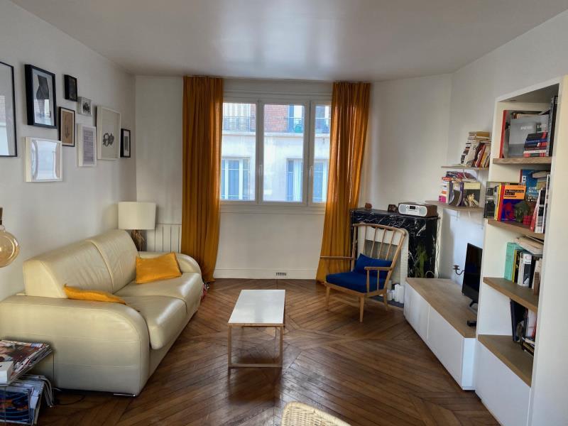 Sale apartment Issy les moulineaux 447000€ - Picture 2