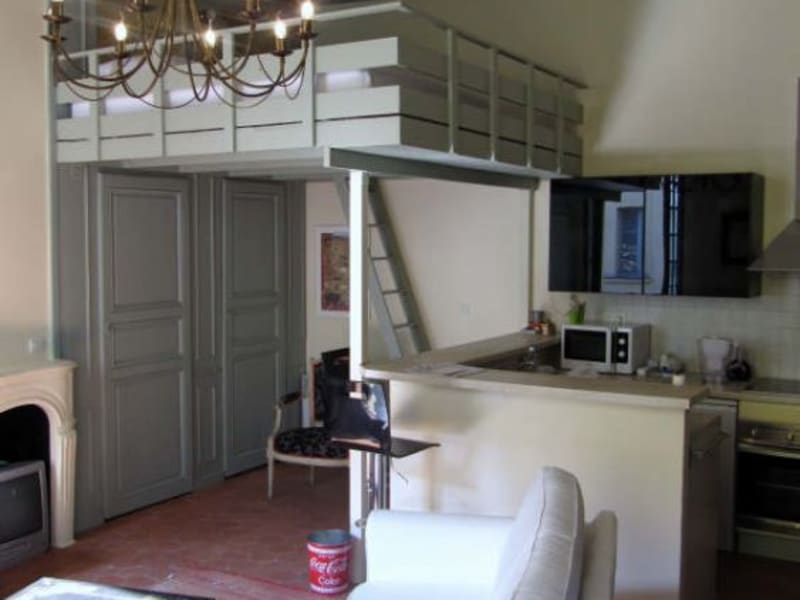 Rental apartment Versailles 950€ CC - Picture 1