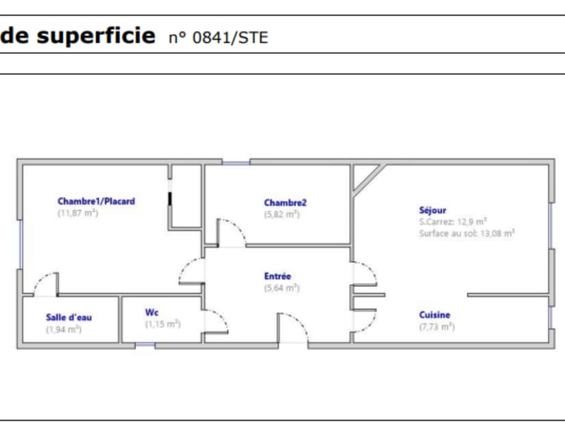 Vente appartement La garenne colombes 330 000€ - Photo 10