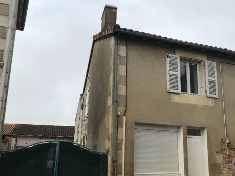 Sale house / villa La villedieu du clain 162000€ - Picture 1