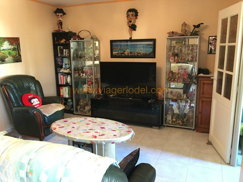 Life annuity apartment Toulon 31500€ - Picture 1