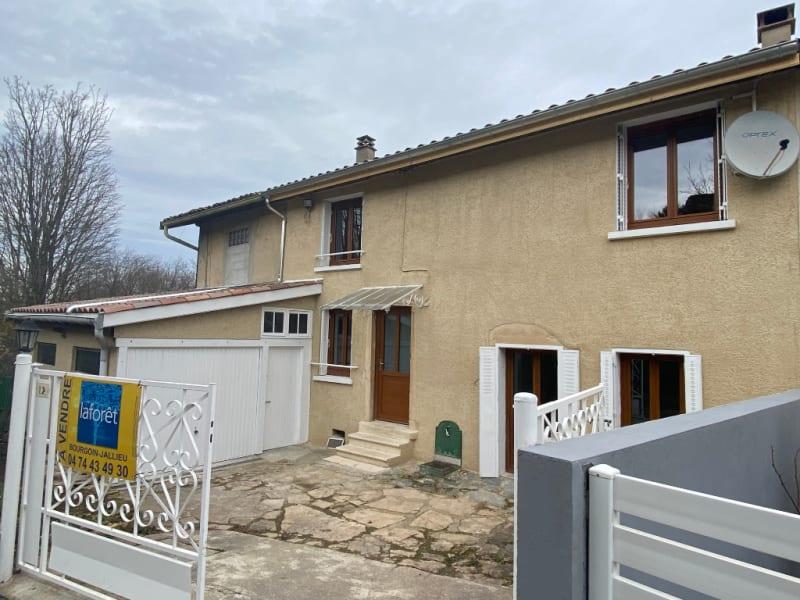 Vente maison / villa Bourgoin jallieu 239900€ - Photo 1
