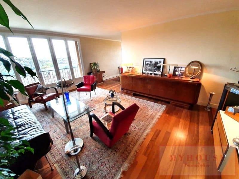 Sale apartment Bagneux 429000€ - Picture 2