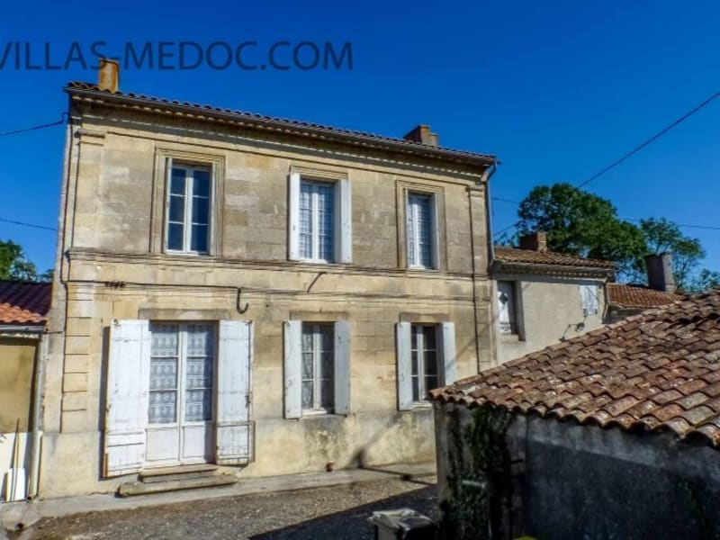 Vente maison / villa St christoly medoc 69 500€ - Photo 1