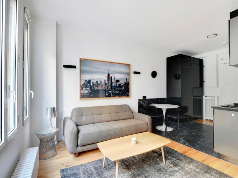Rental apartment Paris 17ème 1250€ CC - Picture 4