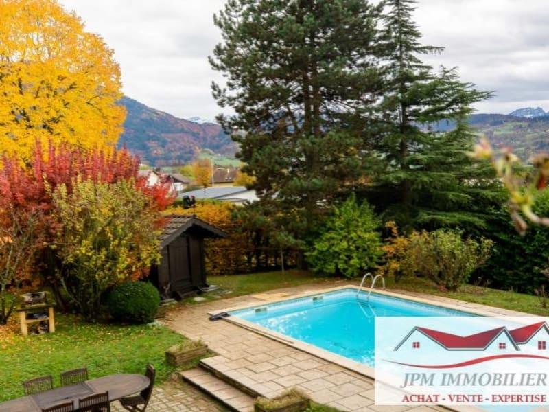 Sale house / villa Viuz en sallaz 597000€ - Picture 3