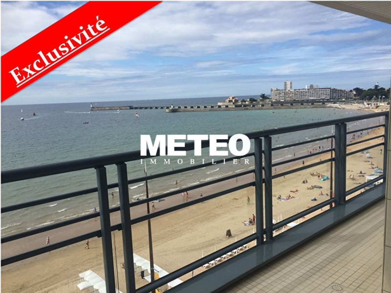Sale apartment Les sables d olonne 832 500€ - Picture 1