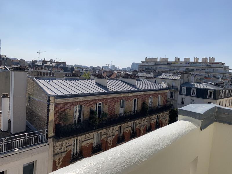 Rental apartment Clichy 850€ CC - Picture 3